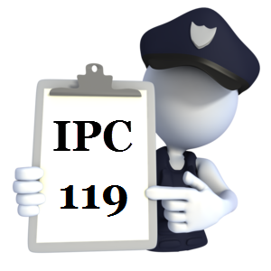 India Penal Code IPC-119