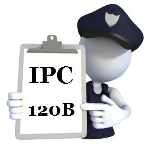 India Penal Code IPC-120B