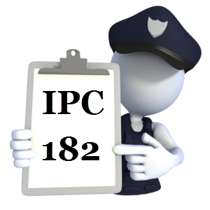 IPC 182