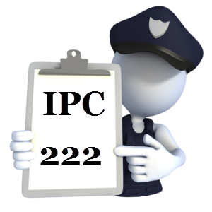 IPC 222