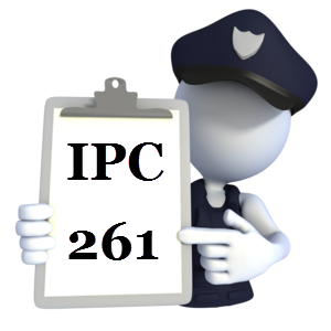 IPC 261
