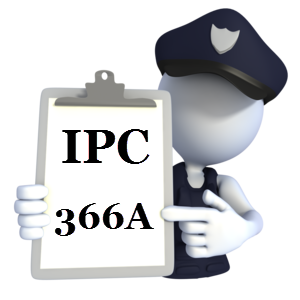 Indian Penal Code IPC-366A