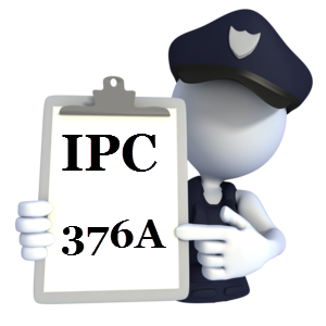 Indian Penal Code IPC-376A