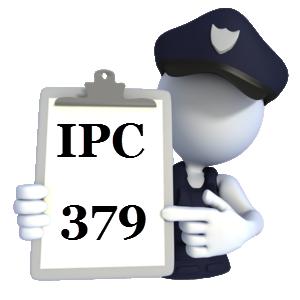 Indian Penal Code IPC-379