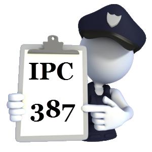 IPC 387