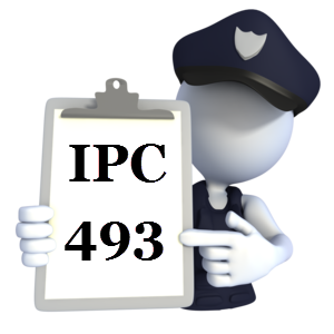Indian Penal Code IPC-493